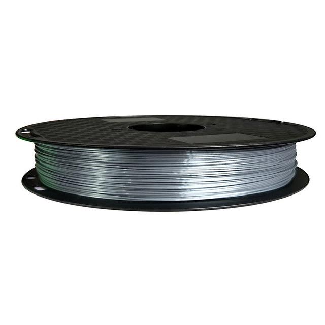 Silk pla 3D printer filament 1.75mm 0.5kg shine silky gold 500g 3d pen printing filament rich luster metal metallic material CCI