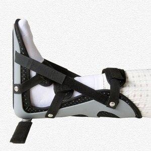 Image 5 - 발목 지원 brac 발 드롭 부목 가드 염좌 보조기 골절 발목 교정기 응급 처치 발바닥 근막 염 발 뒤꿈치 통증
