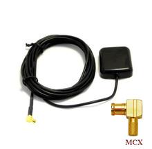1 sztuk GPS aktywny MCX anteny pasuje do Garmin 72 76 60 60C GPS czarna antena wtykowe MCX GPS aktywny anteny anteny tanie tanio Odbiornik i anteny MCX Antenna WLKE