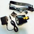 Most Popular in USA!!! LED Miner Cap Torch Miner Working Helmet Lamp Mining Head Lamp KL2.8LM