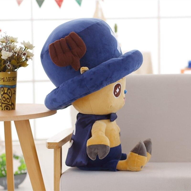 Image 5 - BABIQU 1pc 30cm Tony Chopper Plush Toy Movie Figure Soft Stuffed High Quality Game Cute Kawaii Lovely Gift For Children KidsMovies & TV   -