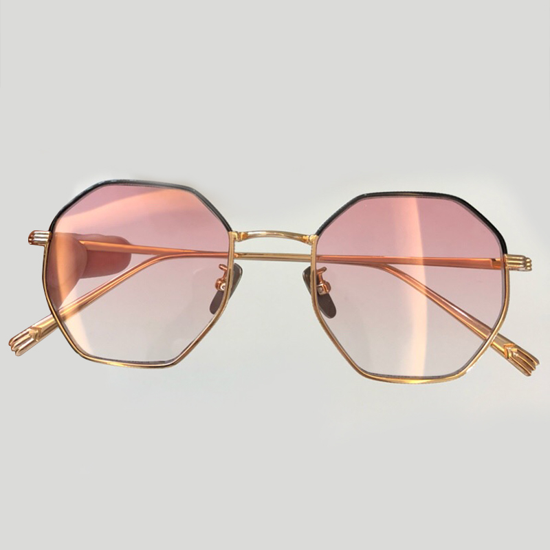 no 5 Polarisierte Vintage 4 Schutz 2 Legierung 1 3 6 no no Runde Brillen Qualität no no Sonnenbrille 8 Rahmen 7 Gläser Objektiv No Mode no no 2018 Hohe Uv400 Frauen TBSqSwdv