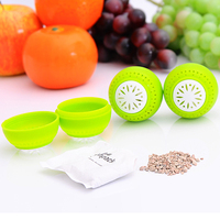 O envio gratuito de Bolas bolas Atacado Granel Purificadores De Ar Da Cozinha Geladeira Desodorante Geladeira