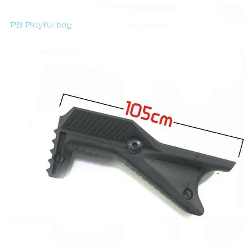 PB Brincalhão saco Cobra aperto Jinming 8 blaster de água arma bala modificado para triângulo nylon aperto dianteiro acessórios QD26