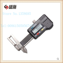 Sale FREE SHIPPING 0-25mm new digital dial gage,digital caliper,digital depth gage, caliper with electronic digital readout