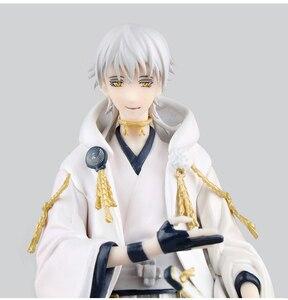Image 3 - Figurine danime japonais Touken Ranbu en ligne Mikazuki Munechika/Tsurumaru Kuninaga/Nakigitsune figurine modèle jouets