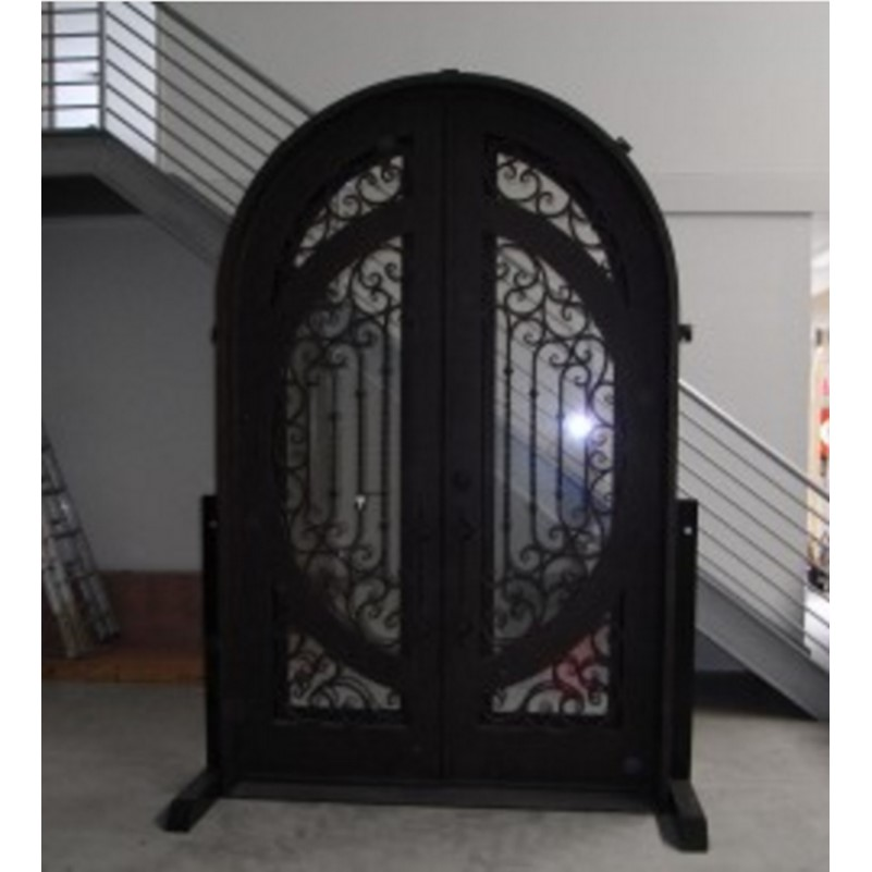 Hench 100% Steels Metal Iron Carpet Front Door