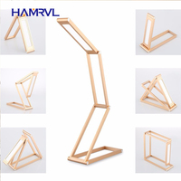 2018 NEW Rechargeable LED Desk Lamp Portable Dimmable Table Reading Light Aluminum Alloy Folding Book for Study Kits Night Home