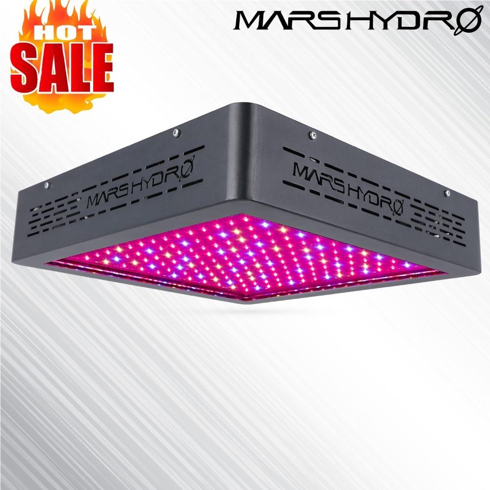 Upgraded Mars Hydro Mars II 900 LED Grow Light Hydro led Full Spectrum Indoor Veg Flower Hydroponic Lamp for Greenhouse mars pattern warhound titans full set f006