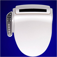 Интеллектуальные электронные унитаза, биде автоматического биде туалет Washlet биде сиденье с хип чистой функции для туалета