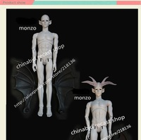 Monzo Guard 1/3 BJD SD Doll Body Man Uncle Muscular 60cm Resin Toys Gifts
