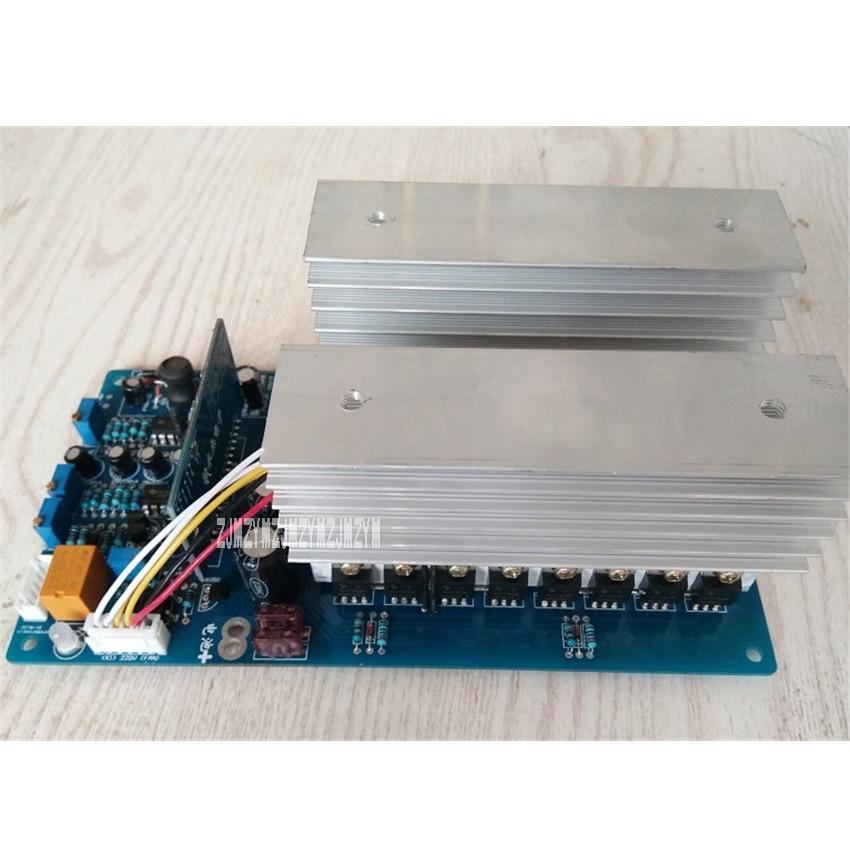 цена на New 220V Pure Sine Wave Power Frequency Inverter Motherboard 24V / 36V / 48V / 60V 1500W / 2200W / 3000W / 3500W Hot Selling