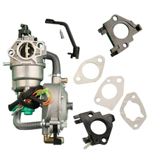 Fuel Carburetor Kit Insulation Panels Spacer Rings Hand Handle Accessories Replacement Dual