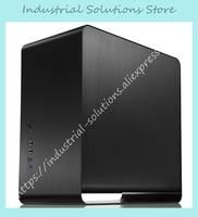 NEW Case Jonsbo UMX3 Tempered Glass Side Transparent Version Black Chassis Computer