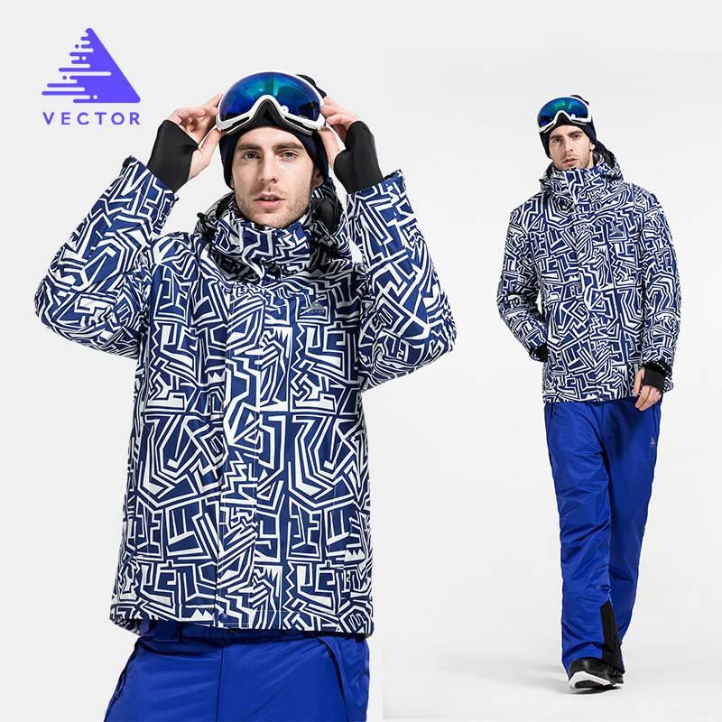 Professional Men Ski Suits Thick Warm Ski Jackets Pants Snowboard Sets Waterproof Windproof Winter Ski Suspender Trousers