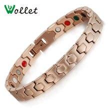 Ювелирные изделия wollet женский браслет медицинский био магнитный