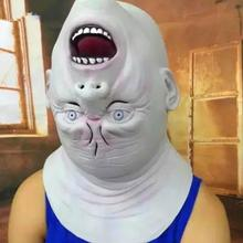 20 Styles Adult Latex Scary Mask, Full Head Face Breathable Halloween Mask, Horrible Mask Fancy Dress Horror Mask
