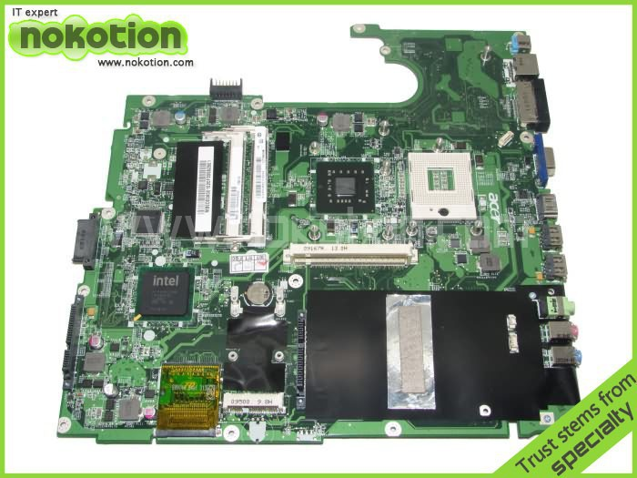 MBEDE06001 DA0ZY2MB6F1 For Acer aspire 7330 motherboard Intel GM45 DDR2 Socket PGA479 MB.EDE06.001