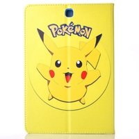 Case For Samsung Galaxy Tab A 9 7 T550 T555 Pokemon Go Cute Pikachu Tablet PU