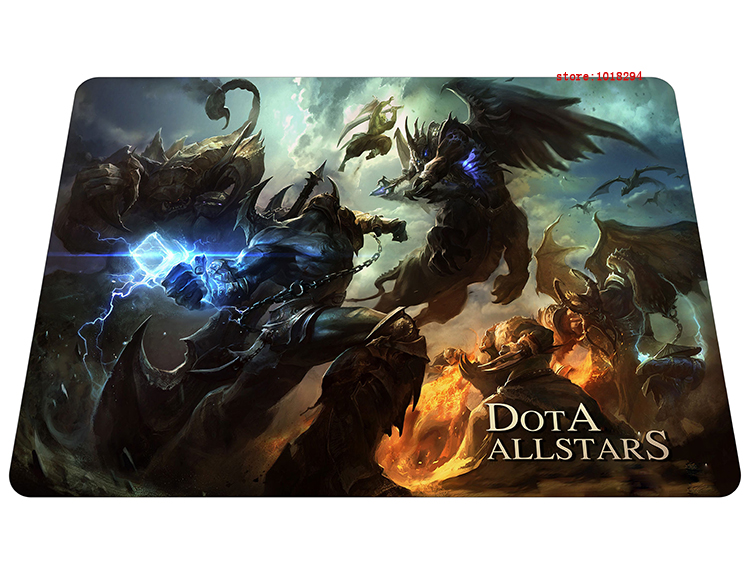 dota 2 mousepad Gift gaming mouse pad Advanced rubber gamer mouse mat pad game computer desk padmouse keyboard large play mats
