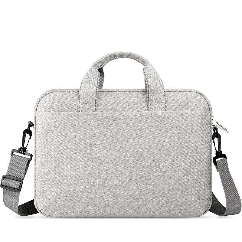 High Quality durable For Apple Dell ASUS 11/12 / 13.3 / 14 / 15.6 inch men women shock shoulder portable laptop bag