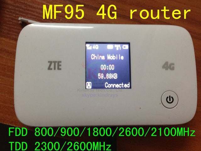 4g mifi router all sim card ZTE mf95 LTE 150M 4g 3g lte wifi router 4g lte wifi dongle lte 4g pocket pk mf90 mf91 mf910 mf96