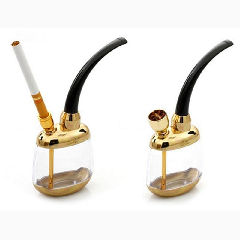 Mini Shisha Hookah Glass Water Pipe For Smoking Weed Tobacco Cigarettes Holder Smoking Filter