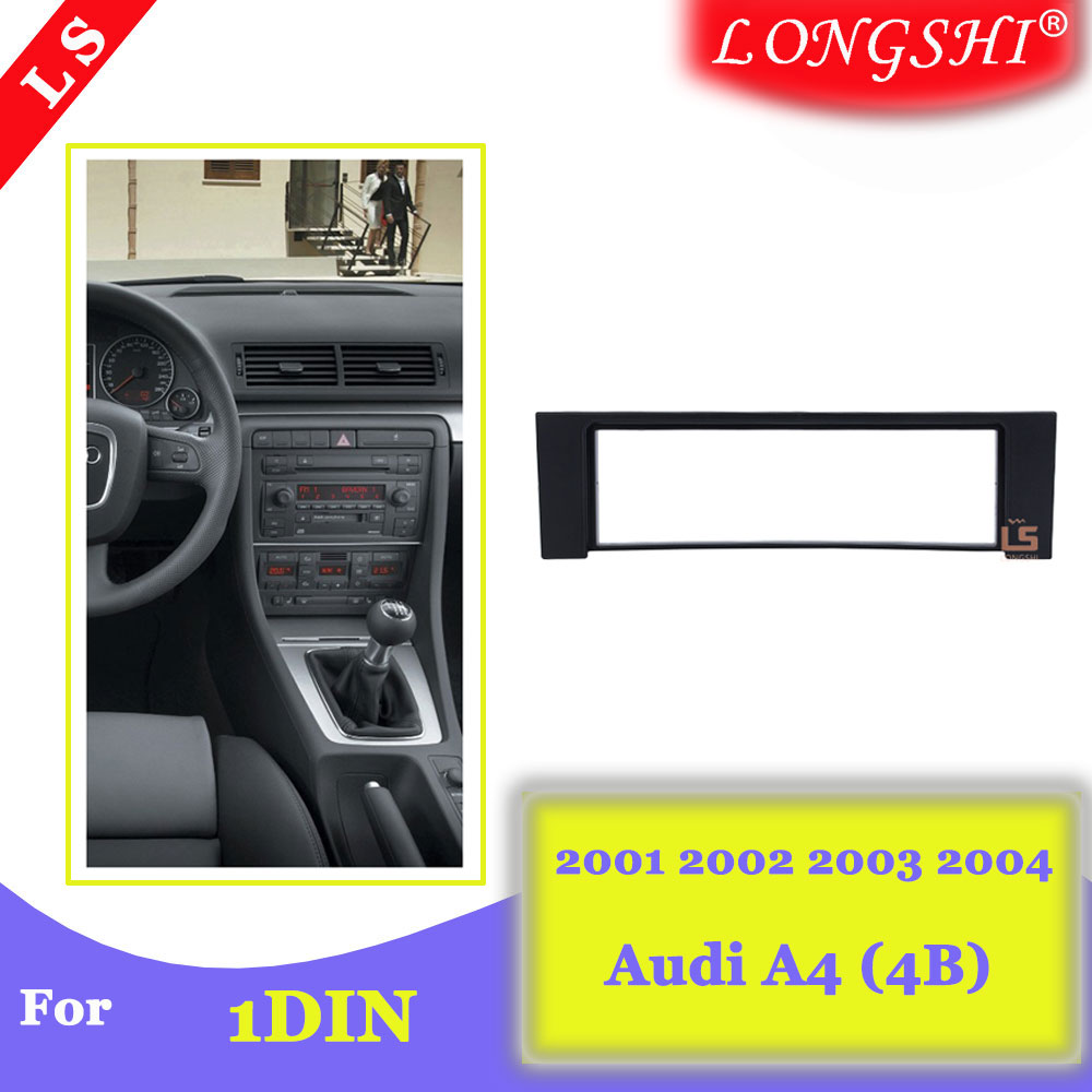 2din Radio Stereo Panel For Ford Everest Ranger Mazda Bt 50 Bt50 20012006 Round Pin Car Fascia Surround Wiring Fitting Kit Longshi 1din 2001 2002 2003 2004 Audi A4 4b Face