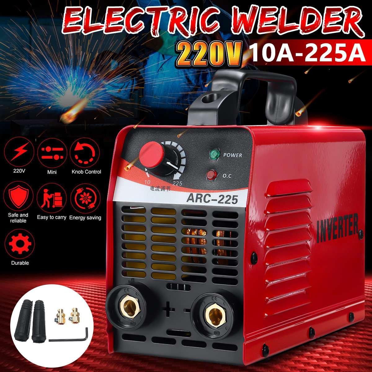 Machine à souder électrique régulation de courant 200A/250/300A ZX7 ARC225/300 IGBT MMA ARC