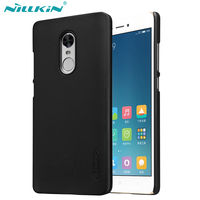 For XiaoMi RedMi Note 4X Case Nillkin Frosted Shield Hard Plastic Back Cover Case For XiaoMi