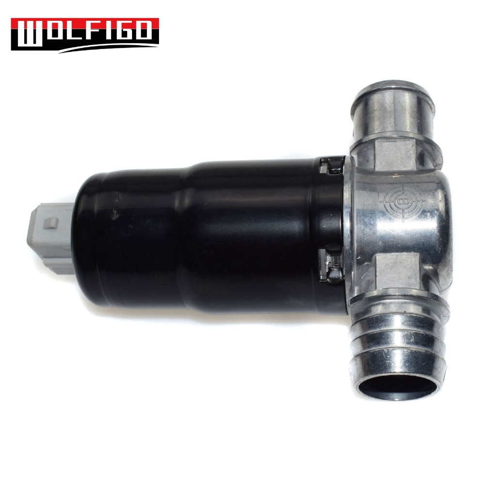WOLFIGO New Idle Air Control Valve For BMW E30 E36 320i 325i 325is E34 525i 13411433626