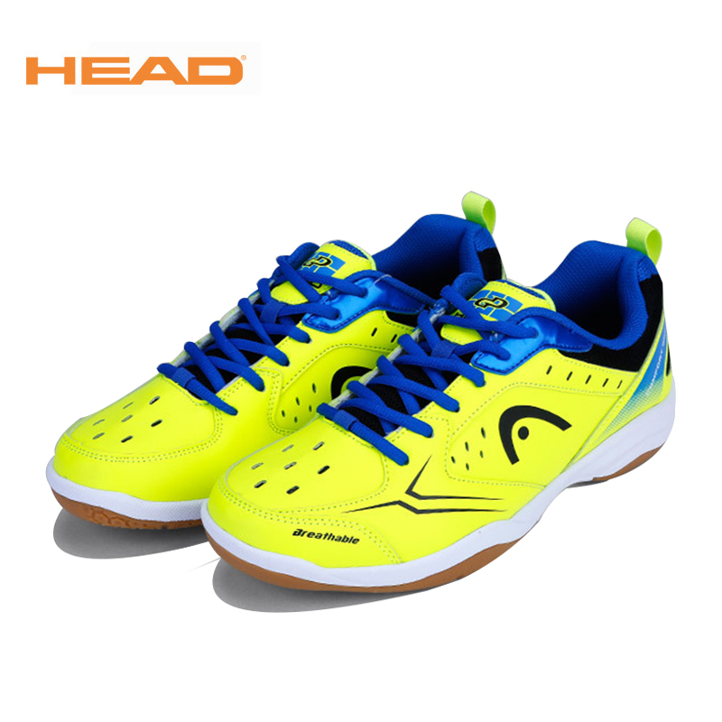 HEAD 2017 New Badminton Shoes For Men Breathable Professional Brand Original Tennis Pingpong Shoes Sneakers Sport Badminton Shoe