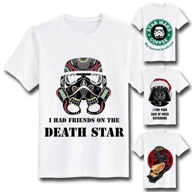 Star War Funny Cool 5 Styles Fashion T-Shirts
