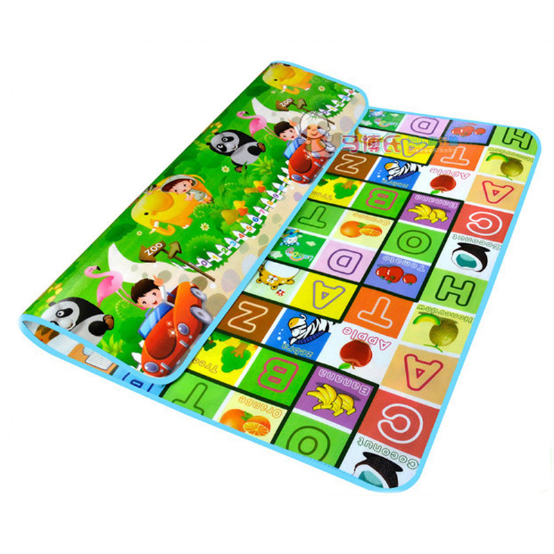 1 pc eva mousse tapis de jeu pour bb ramper tapis bb en dveloppement jouer tapis - Tapis De Jeu Bebe 1 An