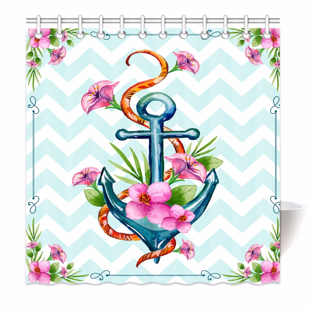 High quality arts shower curtains coloful chevrolet - High resolution watercolor flowers ...