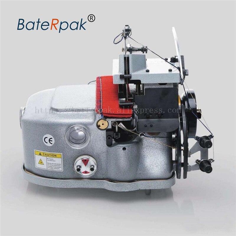 Couvertures BateRpak 2502/2503, tapis de voiture, petite Machine de surlignage de tapis, machine à coudre industrielle de surjet, aucun moteur aucune table