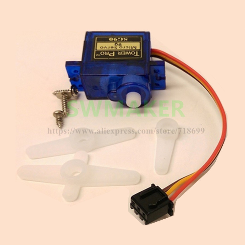 SWMAKER replacement Leveling Servo motor for FLASHFORGE Finder 3D printer auto leveling servo parts
