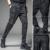 NUEVOS Mens Basculador Lápiz Otoño Pantalones Harén Sueltan Los Pantalones Cómodos de Los Hombres de Camuflaje Militar Pantalones Cargo Camo Joggers