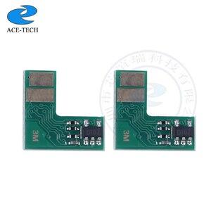Image 3 - CF360X ~ CF363X puce de réinitialisation de toner pour HP Color Laserjet Enterprise M552dn M553n M553dn M553x M577dn M577F M577c M57z 508X imprimante