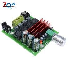 TPA3116 100W Subwoofer Digital Power Amplifier Board TPA3116D2 Amplifiers NE5532 OPAMP 8 25V