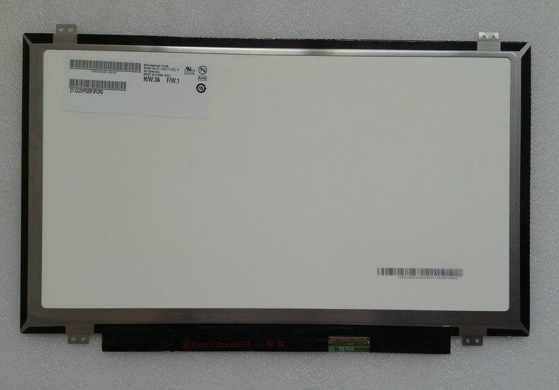 14 0 slim led screen B140XTN02 3 HB140WX1 300 fit HB140WX1 400 500 600 B140XW03 LP140WH2
