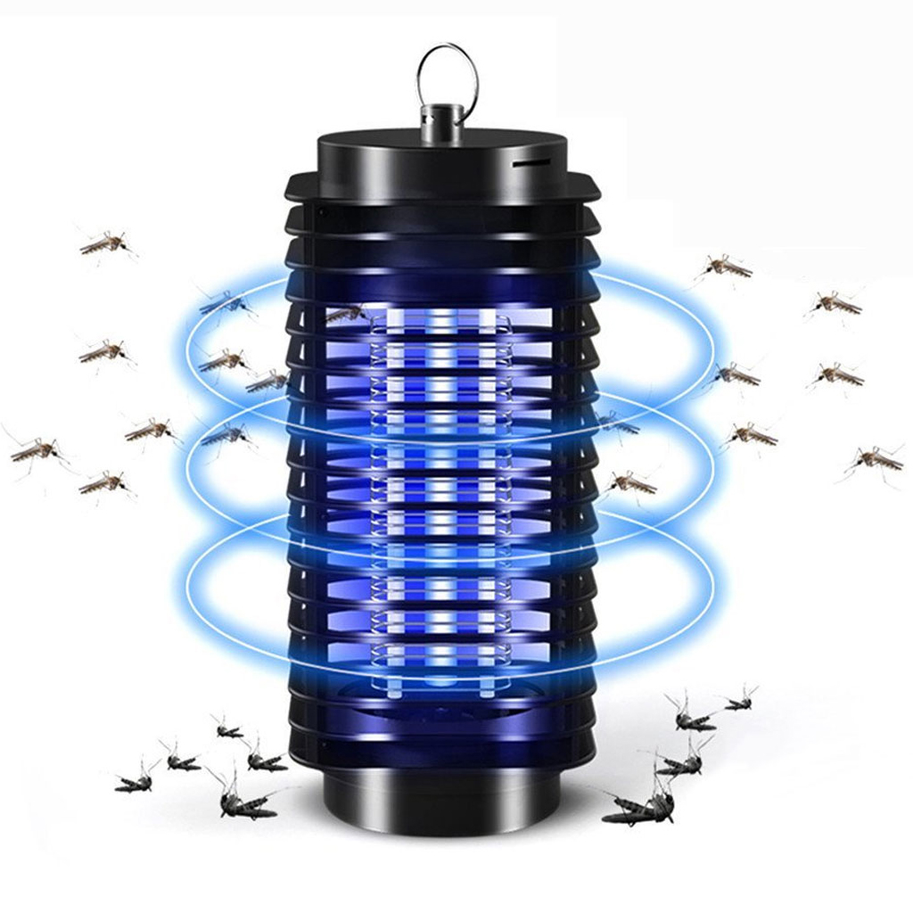 110V/220V EU US Plug Bug Zapper LED Mosquito Insect Killer Lamp Electric Pest Moth Fly Anti Mosquito Killer Lights Trap Lamps