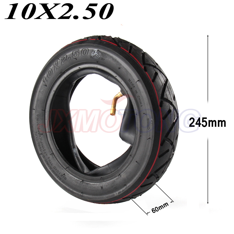 High quality SPEEDWAY 10*2.5 inch electric scooter Inner tube outer tube Explosion-proof tires Advanced tire high quality industrial used small power heater use in areas with explosion hazard 150w explosion proof heater