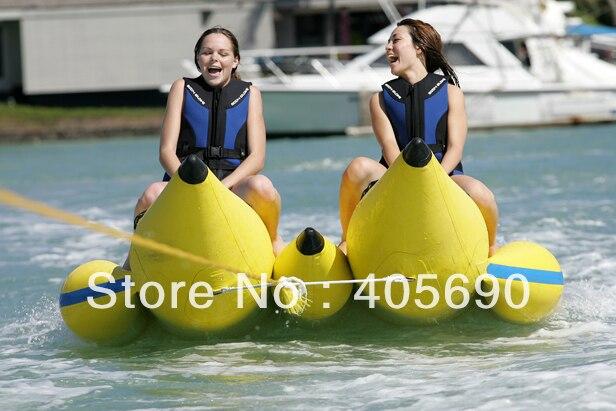 hot sale inflatable banana boat
