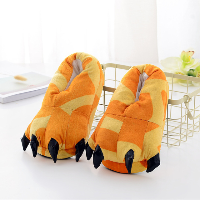 Claws unisex slippers