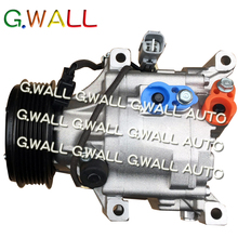 auto air conditioning compressor for toyota corolla 1.8 2003- 6 grooves ac