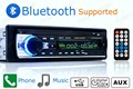 12V Car tuner Stereo bluetooth FM Radio MP3 Audio Player Phone USB/SD In-Dash 1 DIN music auto audio high quality