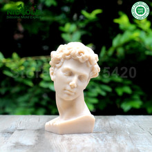 Handmade Concrete Molds Cement Statue Homemade Silicone Soap Moulds