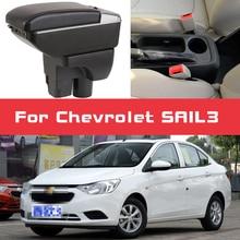 Leather Car Armrest for Chevrolet SAIL3 S