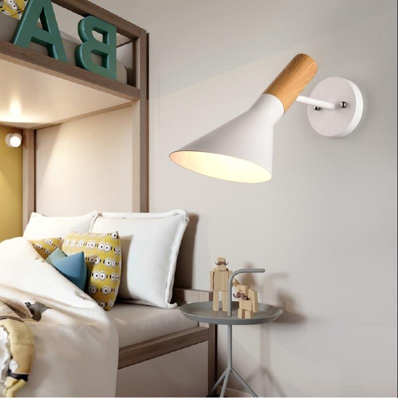 Industrielle Vintage Mur Lampes Simple style Appliques Murales LOFT Luminaires
